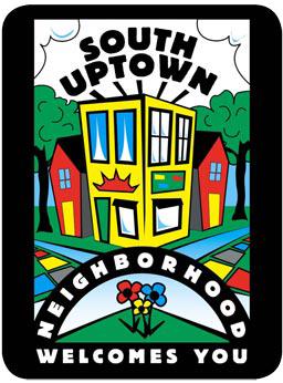 south uptown logo